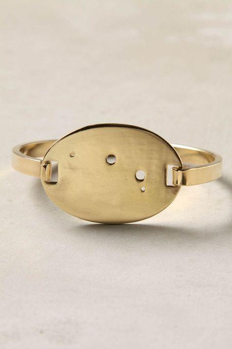 anthropologie astrology bracelet