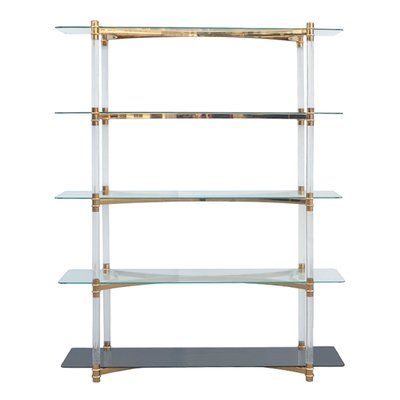Rmg Fine Imports Varossi Etagere Bookcase Products Etagere
