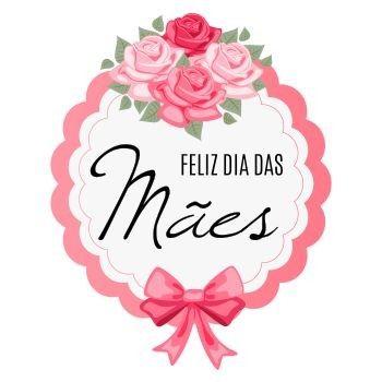 Ideias de presente para o Dia das Mães | Feliz dia das mães, Tag dia das  maes, Dia das mães tumblr