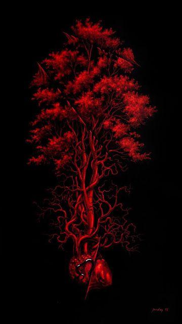 أفضل خلفيات أيفون عالية الجودة Iphone Hd Wallpapers Red And Black Wallpaper Dark Red Wallpaper Black Aesthetic Wallpaper