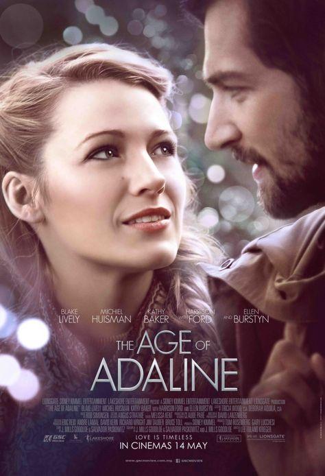 A Incrivel Historia De Adaline The Age Of Adaline Com Imagens
