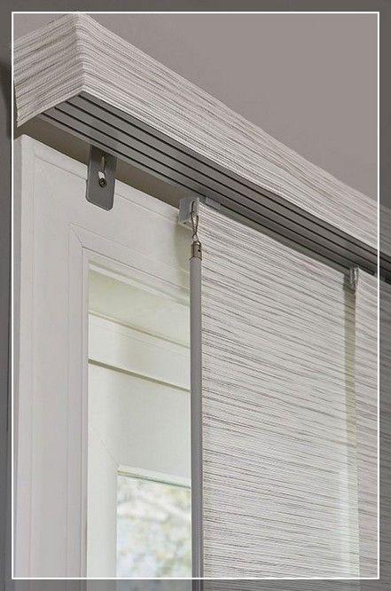 110 Reference Of Blind Parts Panel In 2020 Sliding Glass Door Blinds Vertical Blinds Alternative Sliding Glass Door Curtains