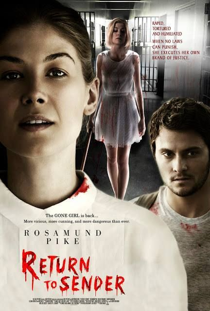 Boo Pictures Holly Wiersma Productions Voltage Pictures Rosamund Pike Shiloh Fernandez Gone Girl