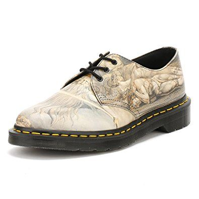 47b7727f15960 Dr. Martens Unisex William Blake 1461 3-Eye Oxfords Review | Oxfords ...