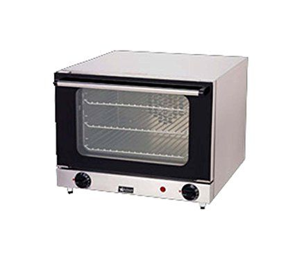 Holman Ccoq 3 19 Countertop Electric Convection Oven Review With