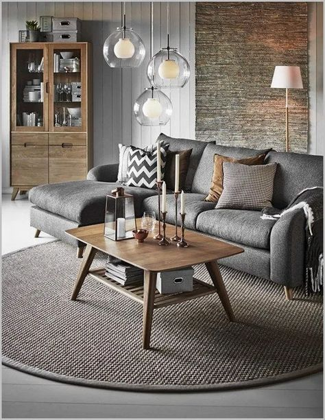 ❤15 Living Room Lighting Ideas To Create An Elegant And Cozy Look You Must Try