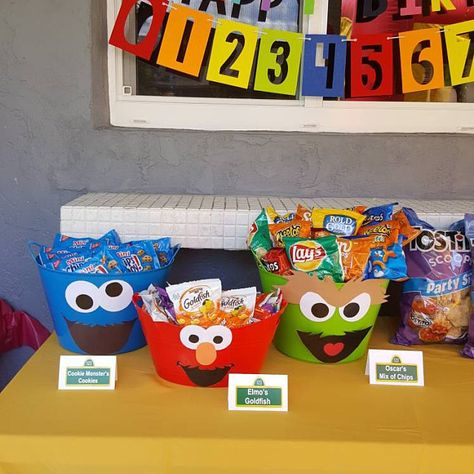 Buyer photo Lene Sam-Antich, who reviewed this item with the Etsy app for Android. Elmo First Birthday, Boys 1st Birthday Party Ideas, Monster Birthday Parties, Elmo Party, Sofia Party, Mickey Party, Dinosaur Party, Dinosaur Birthday, Princess Birthday