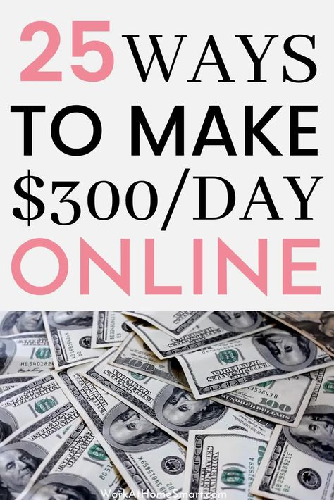 25 Real Ways to Make Money From Home