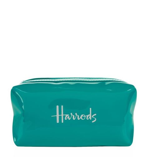 122dc198d178 Harrods Patent Square Cosmetics Bag available to buy at Harrods.Shop harrods  accessories online and earn Rewards points.