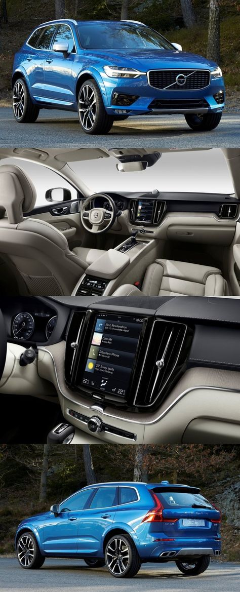 Geneva Motor Show 2017: Volvo Showcases XC60 As Its New SUV Avatar