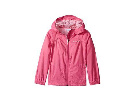 2035c07da Columbia Kids Switchbacktm Rain Jacket (Little Kids Big Kids) (Pink ...