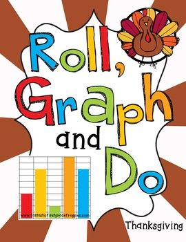 Roll, Graph and Do- Thanksgiving