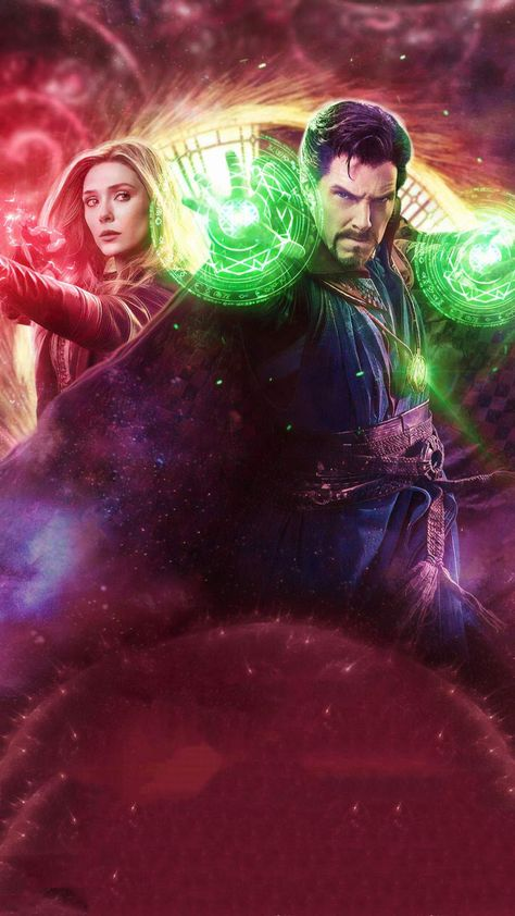 Doctor Strange in the Multiverse of Madness iPhone Wallpaper - iPhone Wallpapers