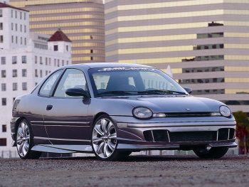 Xenon Dodge Neon Sport Coupe 1996 99 Neon Autos Prototipos