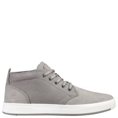ae4fcffa114 Men's Davis Square Mixed-Media Chukka Shoes | Style 2018 | Chukka ...