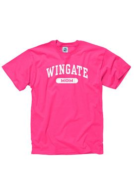 Bright Pink Mom Tee. $12.95.  Order now & ship today! Call 704-233-8025.