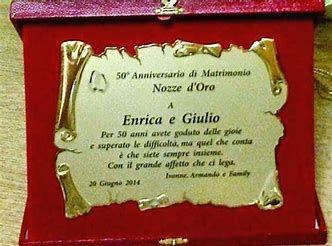 Risultato Immagine Per Auguri 50 Anni Matrimonio Anniversario Di Matrimonio Matrimonio Nozze D Oro