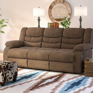 Sofas Couches You Ll Love Wayfair Reclining Sofa Recliner Sofa