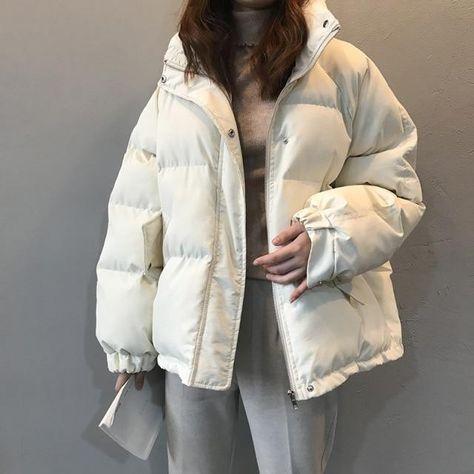 Korean Style Jacket - New Arrival Beige / L