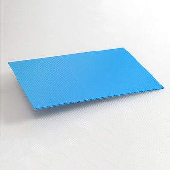 Customizable Color Pp High Quality Plastic Sheet Plastic Sheets Corrugated Plastic Sheet