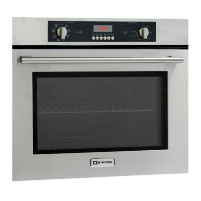 Verona 24 Electric Single Wall Oven 110 Volt Wayfair In 2020 Single Wall Oven Single Electric Wall Oven Wall Oven
