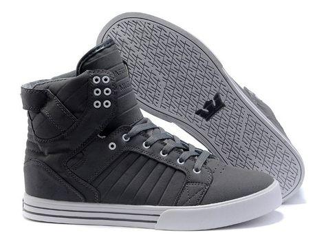 011f13c6ff3f Supra Shoes - Skytop (Black Gray Turq White)