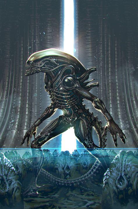 Alien #1, Kael Ngu
