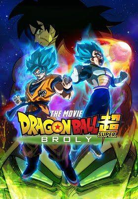 Youtube Dragon Ball Super Broly Movie Dragon Ball