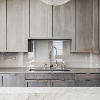 Gray Quartz Countertops Design Decor Photos Pictures Ideas
