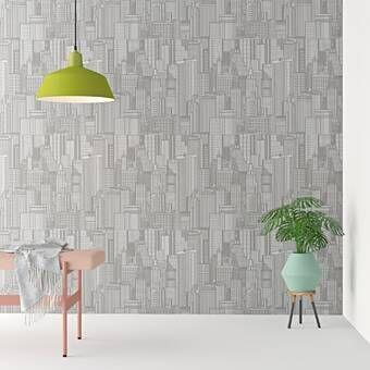Liljenquist 31 1 X 31 1 Peel And Stick Vinyl Wall Paneling In White Vinyl Wall Panels Brick Wallpaper Roll Wallpaper Roll
