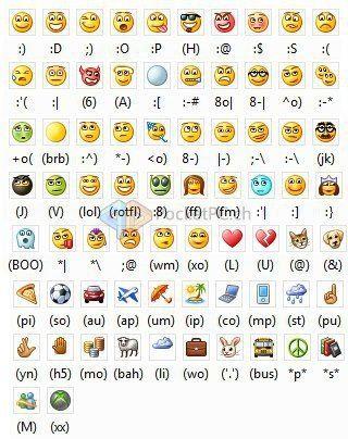 42 Emoticon Heaven Ideas Emoticon Facebook Emoticons Hacking Computer