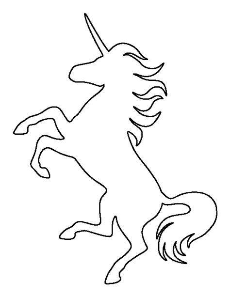 Free Drawing Patterns To Trace Unicorn Pumpkin Stencil Unicorn Crafts Unicorn Printables