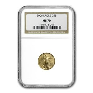 2006 1 10 Oz American Gold Eagle Ms 70 Ngc Gold Price In 2020 Gold American Eagle Saint Gaudens American Eagle