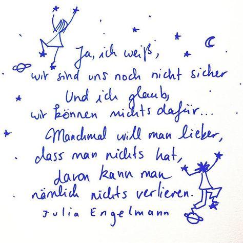 Pin Von Svenja Hildebrandt Auf Julia Engelmann Julia Engelmann Zitate