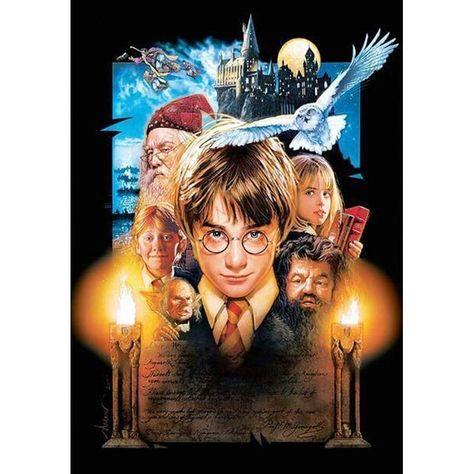 Harry Potter - Round 50x70cm