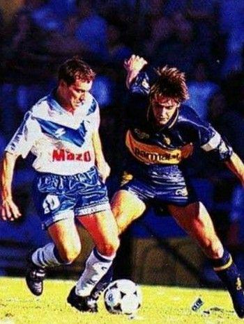 Christian Bassedas Fabian Carrizo Velez Sarfield Vs Boca Juniors En 2020 Futbol Argentino Futbol Promesas Del Futbol