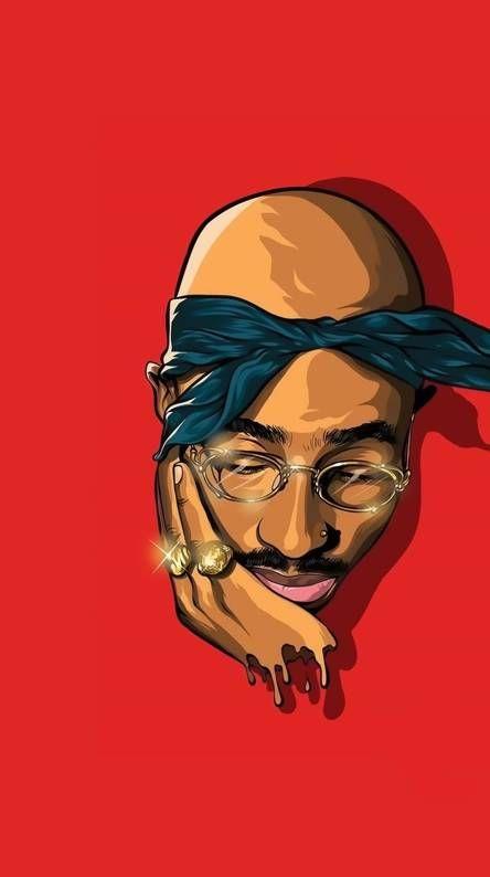 Tupac Wallpaper 56242 Tupac Wallpaper Tupac Art Rapper Wallpaper Iphone