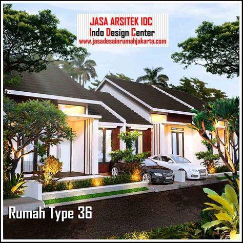 Gambar Rumah Type 36 Minimalis 2018 Part 3 Of 3 Denah Rumah Type