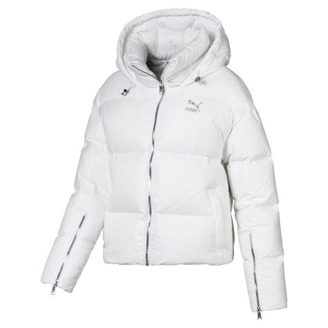 bd01037ce7a19 Image 1 of Women s  Down Jacket in Puma White