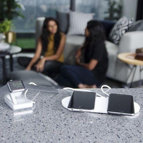 LXORY #WirelessCharger #DualWirelessCharger