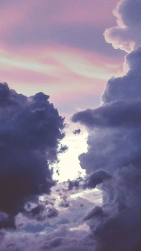 22 Iphone Wallpapers For People Who Live On Cloud 9 With Images