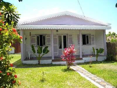 En Martinique, la nouvelle vie des maisons coloniales Santa clara - construire sa maison en guadeloupe