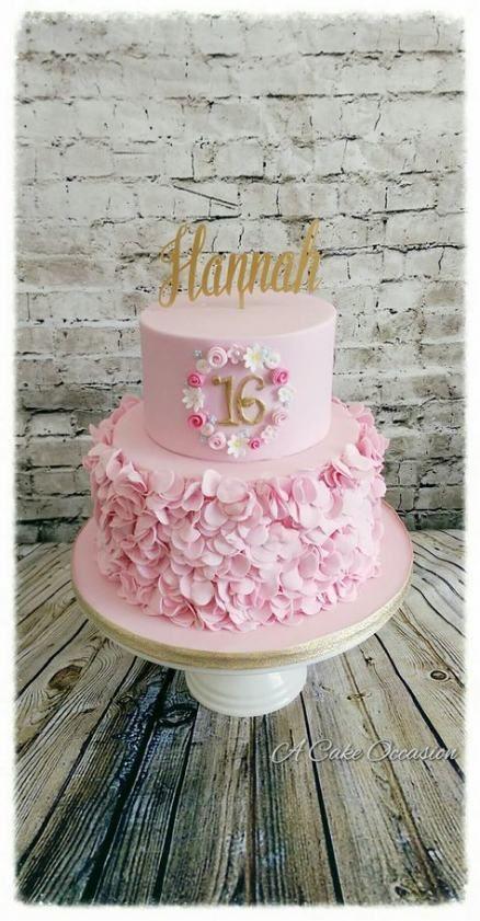 34 Beste Ideen Zum Geburtstag 16 Torte Fur Madchen Sweet Sixteen