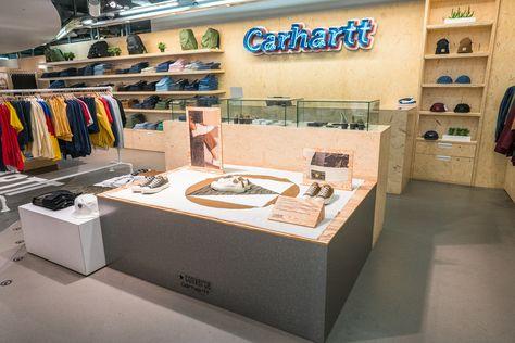 innovative design competitive price really cheap Collab.Converse & Carhartt CITADIUM | Citadium