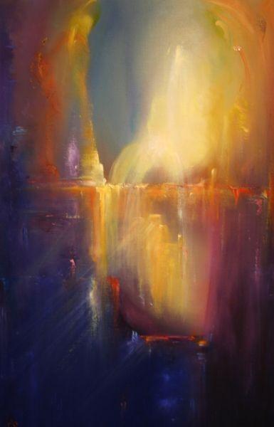 """""""Imagica"""" - Originals -                      All Artwork                            - Petra Ackermann"""