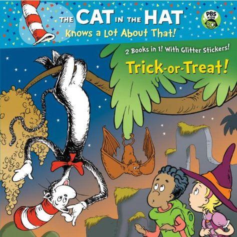 Dr. Seuss//Cat in the Hat Trick-or-Treat!//Aye-Aye!