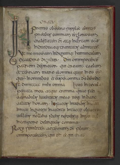Insular Manuscripts AD 650-850: Networks of Knowledge