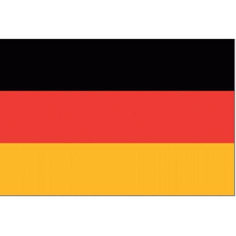 Tafelvlag Duitsland 10x15cm   Duitse Tafelvlag