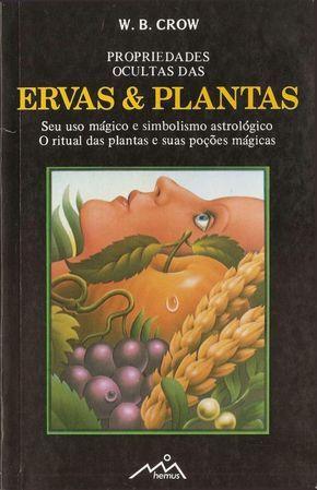 Ervas Plantas I Livros De Espiritualidade Livros De