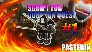 Roblox Dungeon Quest script , kill all , speed hack | Roblox